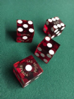 Genuine Las Vegas Casino Dice